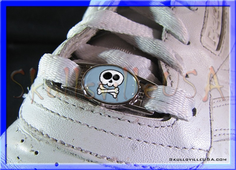 shoe lace charm tennis shoe sample
