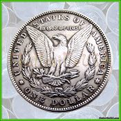 1921 hobo morgan indian chief dollar