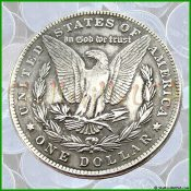 1921 hobo morgan dollar